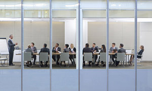 Firmeninterner Sprachunterricht - In-Company Training